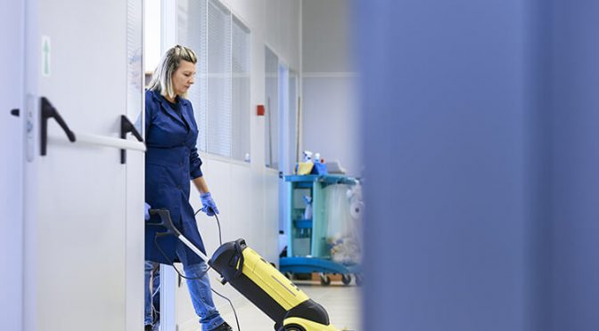 Commercial Cleaning Contracts